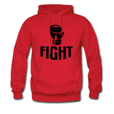 Fight - red