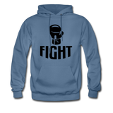 Fight - denim blue