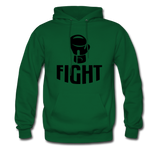 Fight - forest green