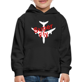 Kid's Super Fly Hoodie - black
