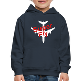 Kid's Super Fly Hoodie - navy