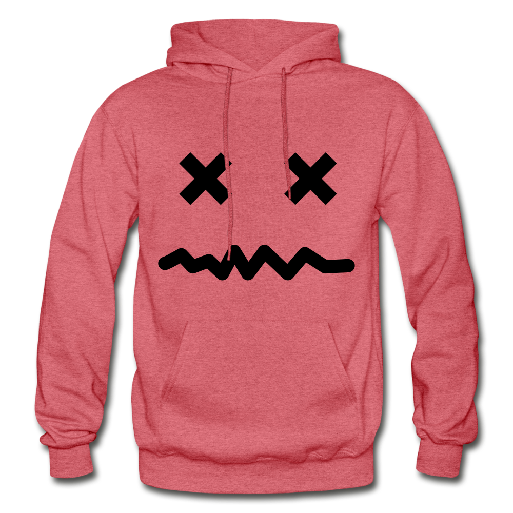 Gone Hoodie - heather red