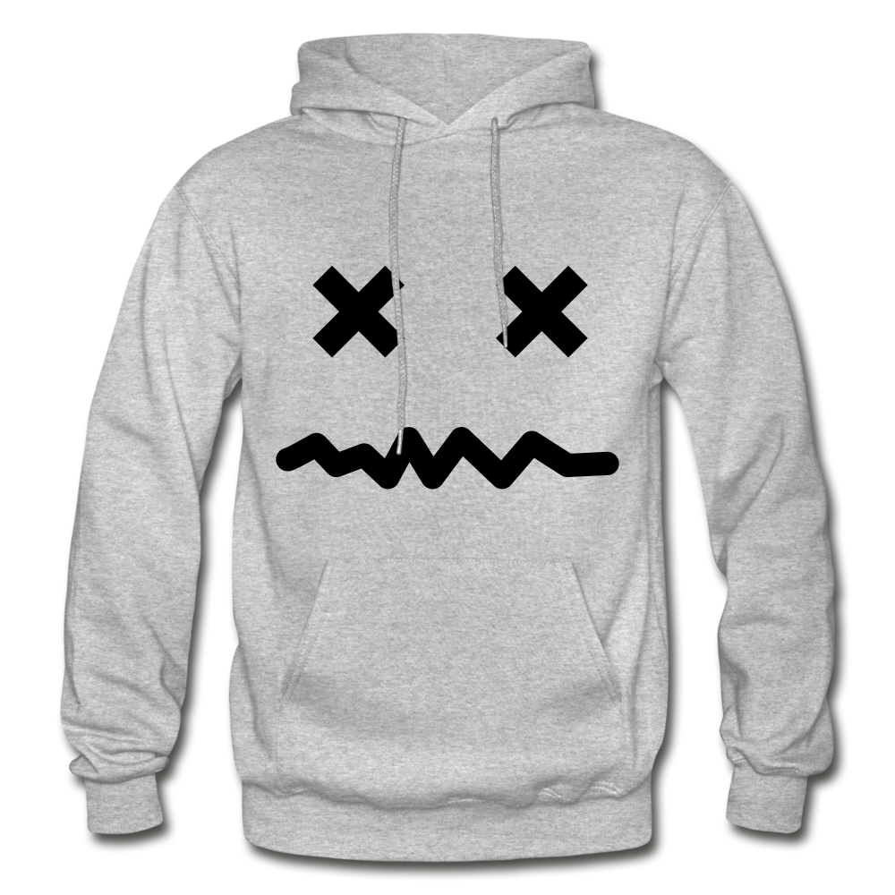 Gone Hoodie - heather gray