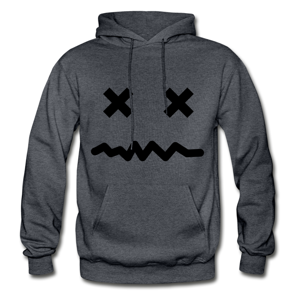 Gone Hoodie - charcoal gray