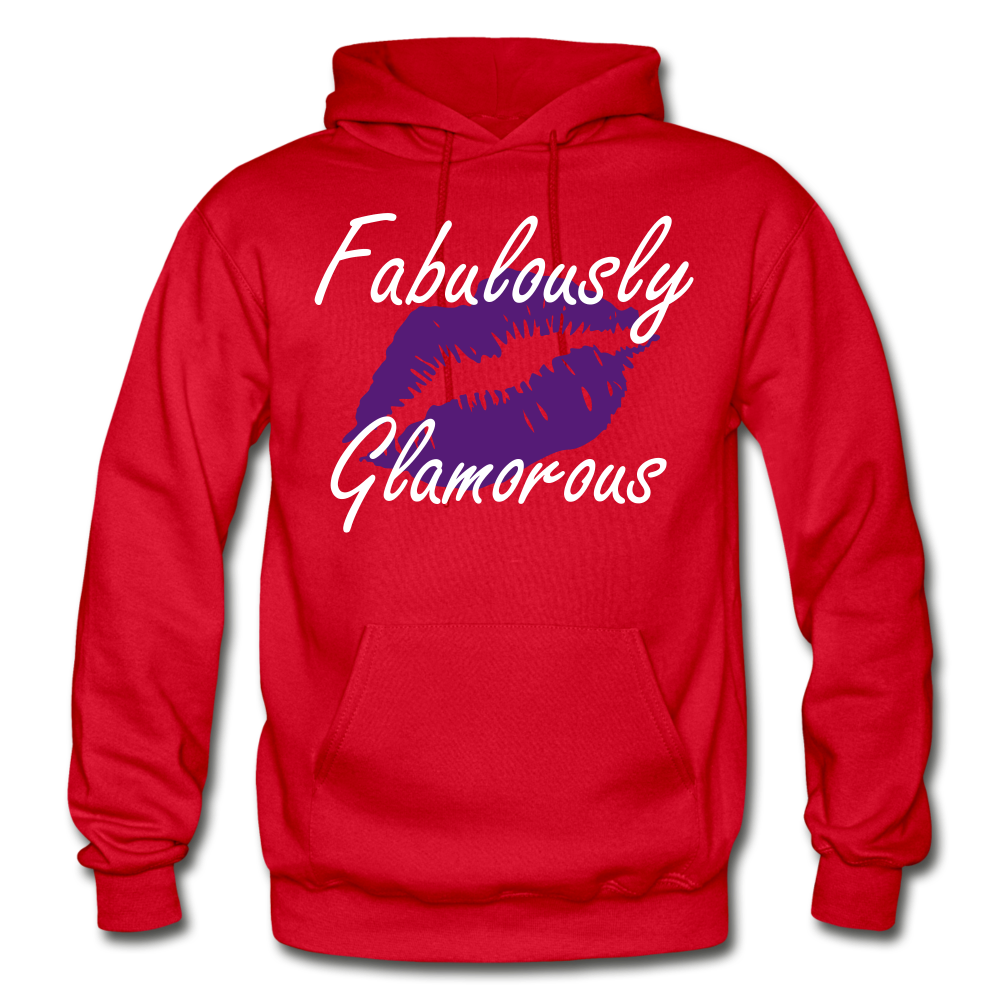 Fab and Glamorous - red