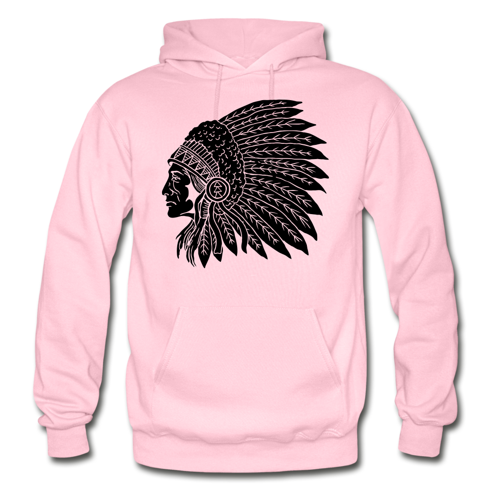 Native Hoodie - light pink