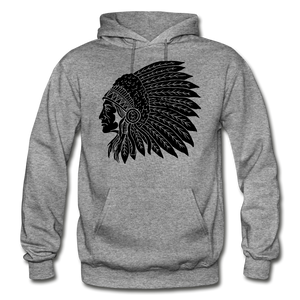 Native Hoodie - graphite heather