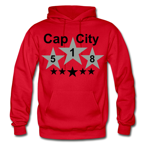 Cap City 518 - red