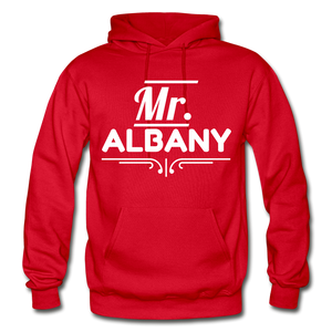 MR. ALBANY - red