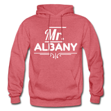 MR. ALBANY - heather red