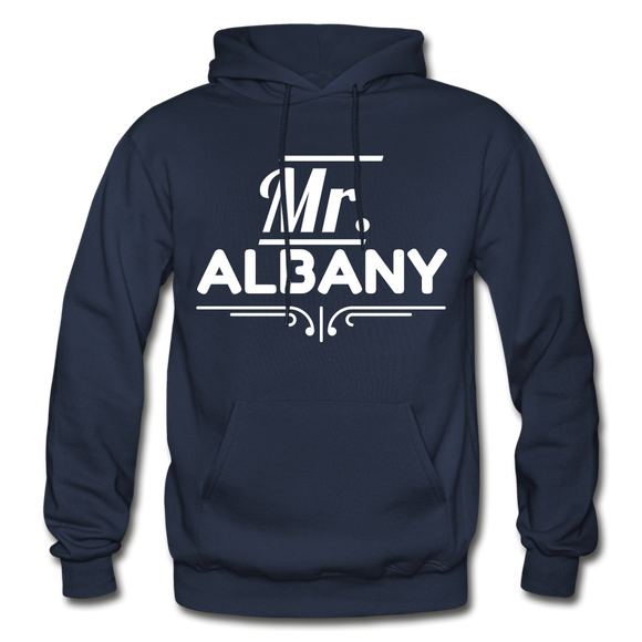 MR. ALBANY - navy