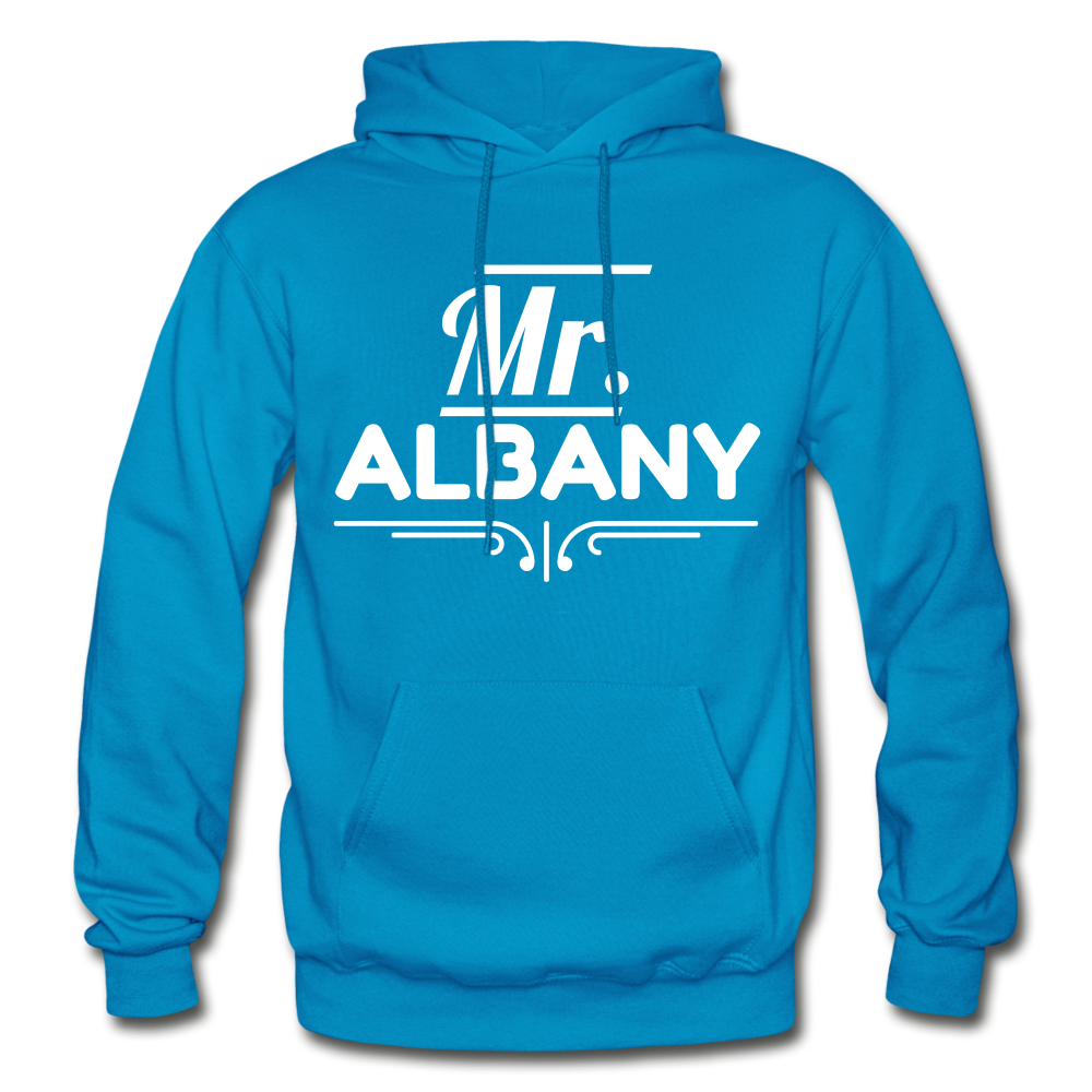MR. ALBANY - turquoise