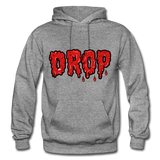 Drop Hoodie - graphite heather