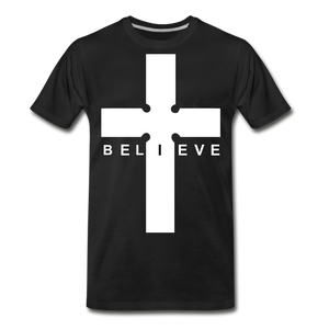 I Believe - black