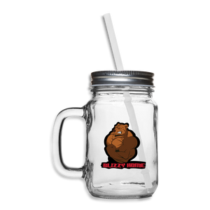 Blizzy Home Mason Jar - clear