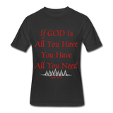 God is all you need - black