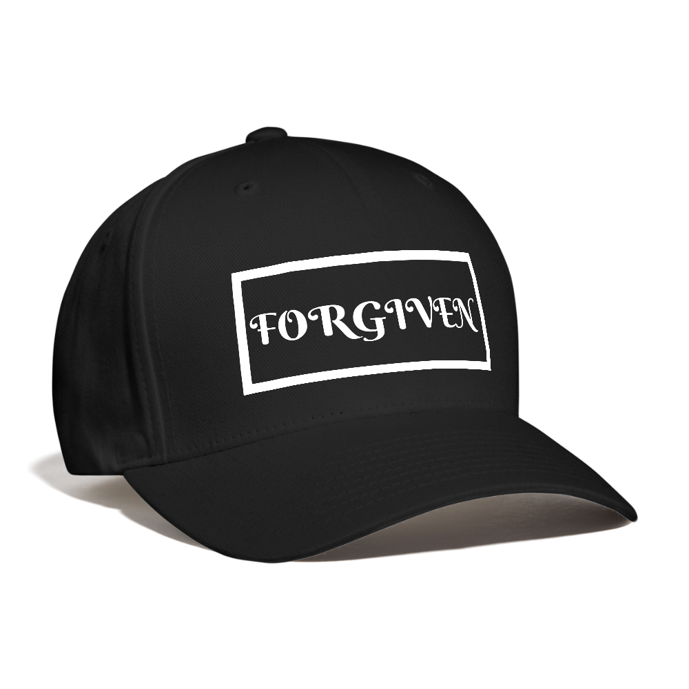 Forgiven Cap - black