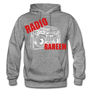 Radio Raheem Hoodie - graphite heather