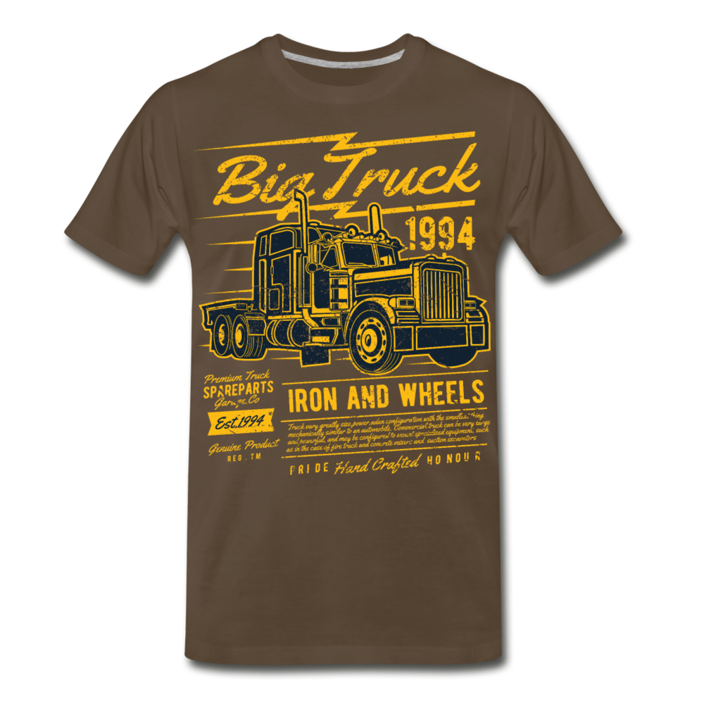 Big Truck 94 - noble brown