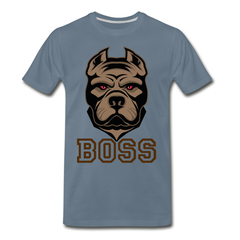 Boss Dog - steel blue