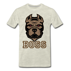 Boss Dog - heather oatmeal