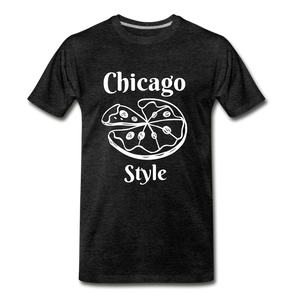 Chicago Style - charcoal gray