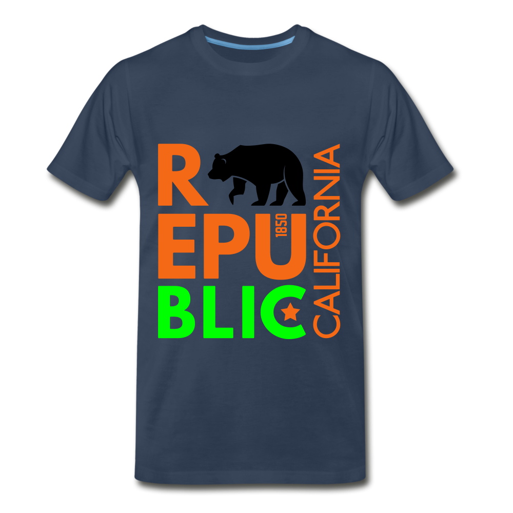 Republic of cali - navy