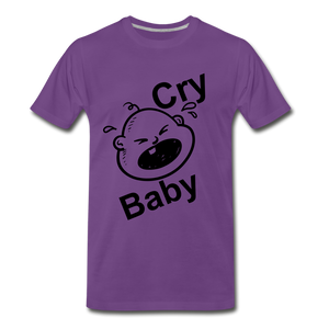 Cry Baby - purple