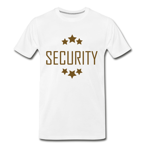 Security - white