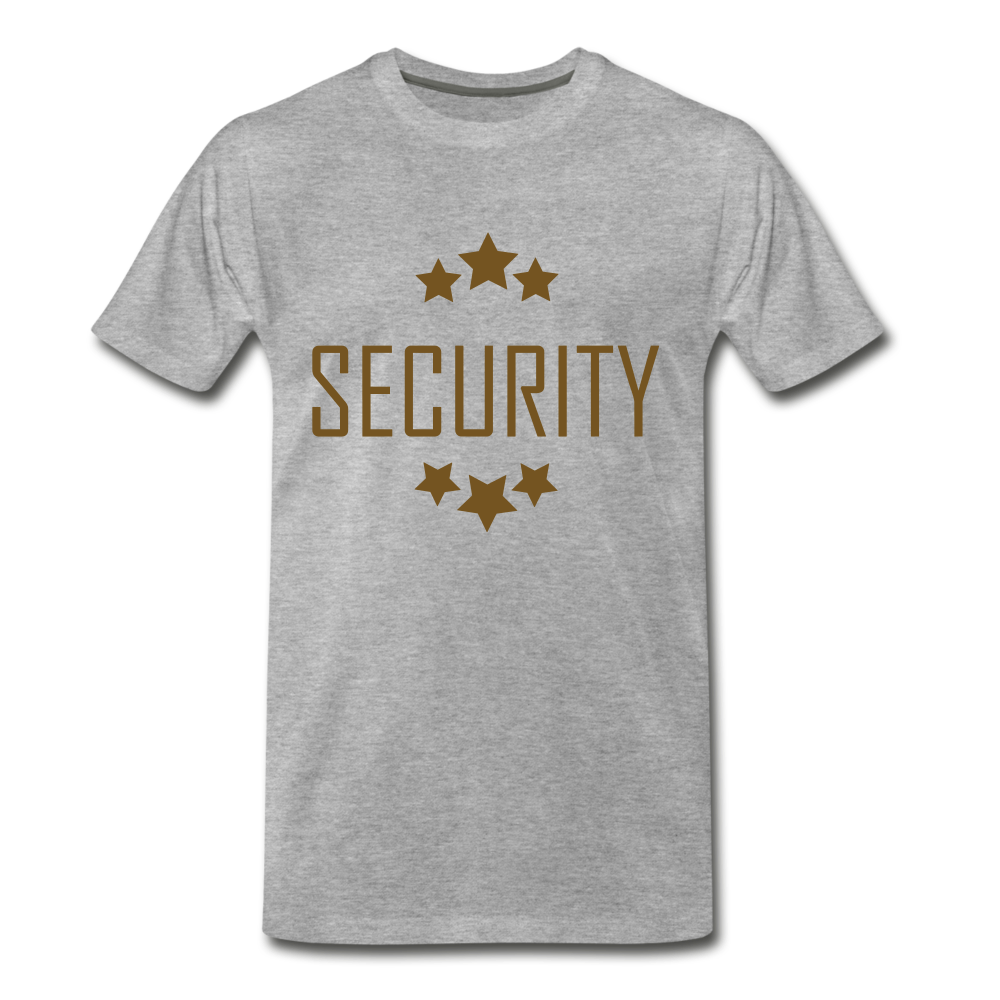 Security - heather gray