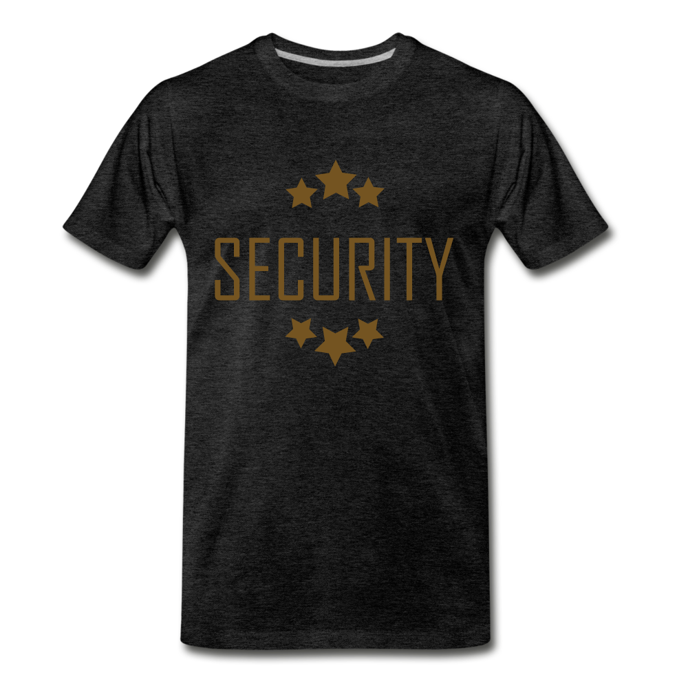 Security - charcoal gray