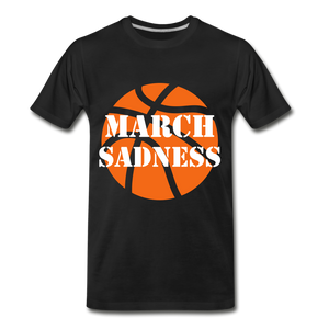 March Sadness - black