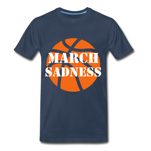 March Sadness - navy