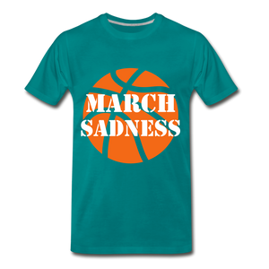 March Sadness - teal