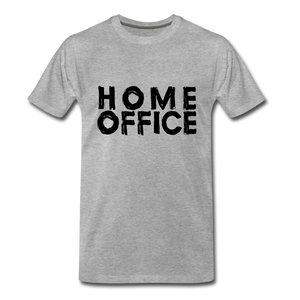 Home Office - heather gray