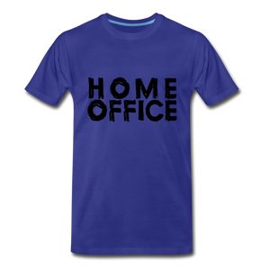 Home Office - royal blue