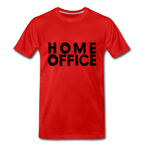 Home Office - red