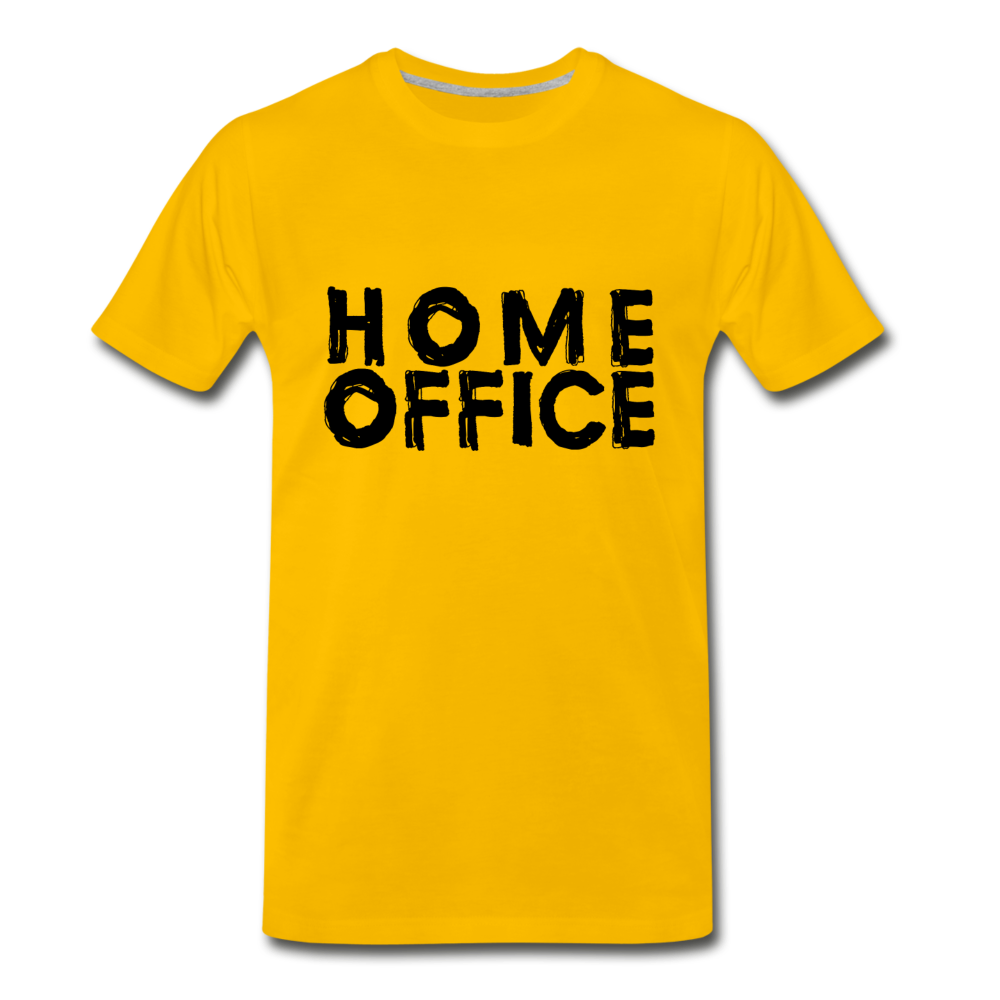 Home Office - sun yellow
