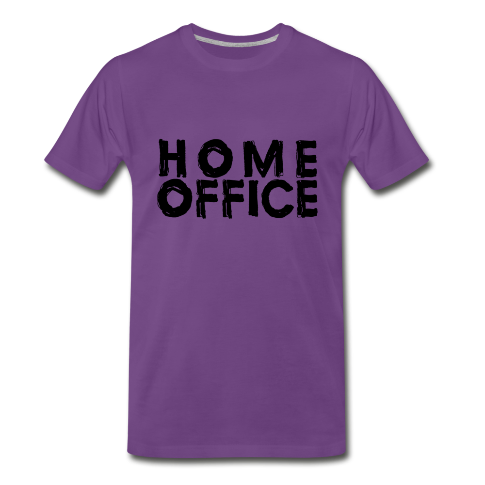 Home Office - purple