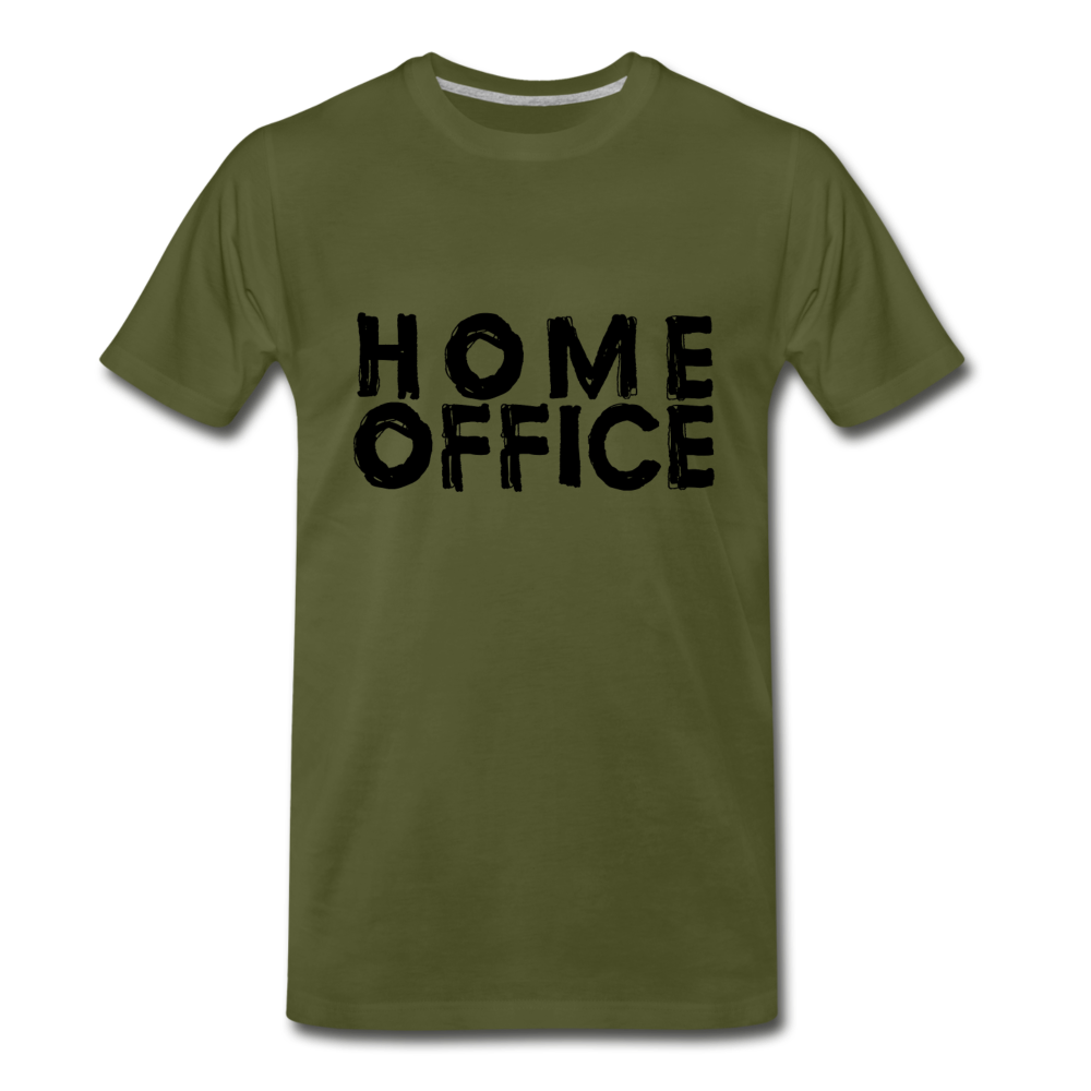 Home Office - olive green