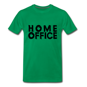 Home Office - kelly green