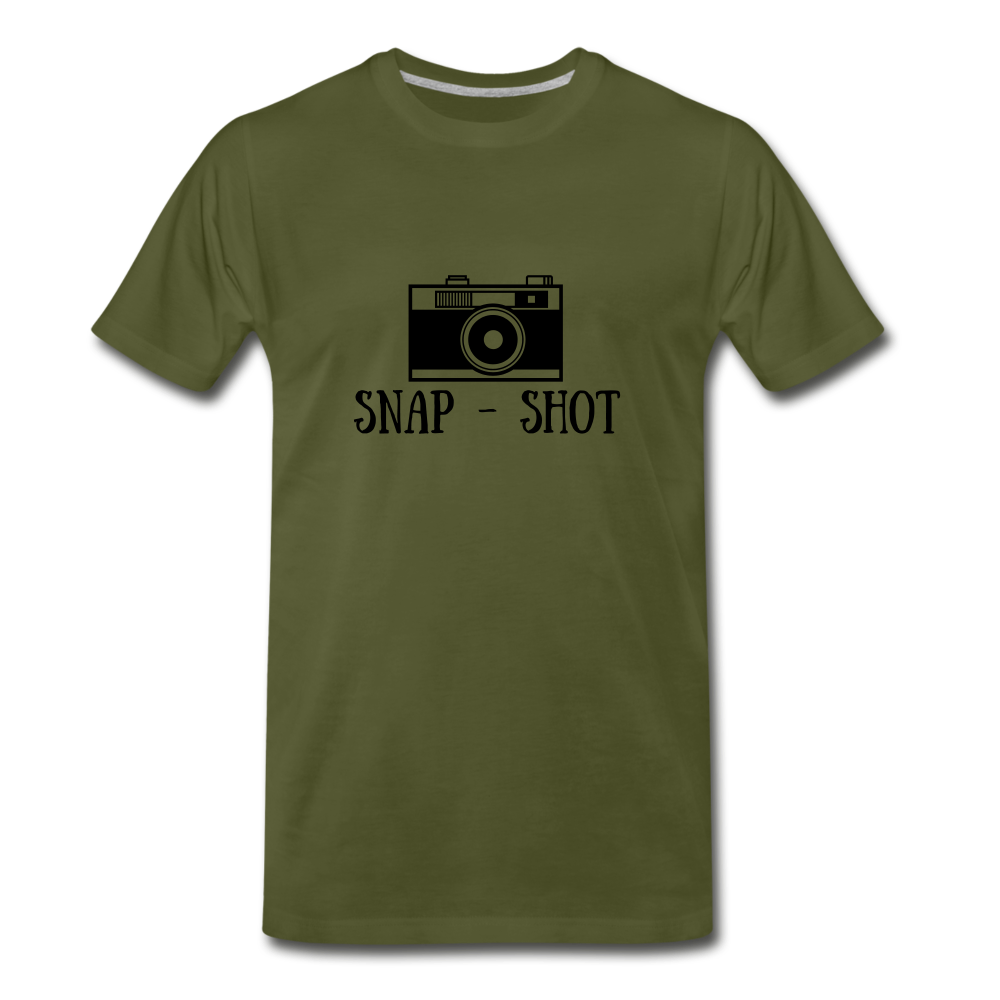 Snap Shot - olive green