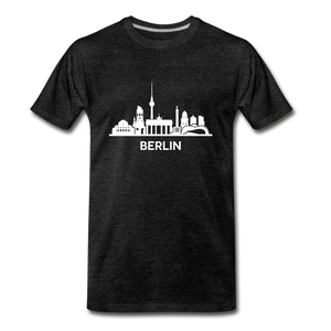Berlin. - charcoal gray