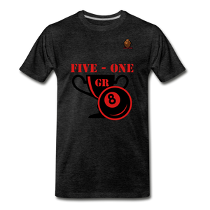 FIVE ONE GR8 - charcoal gray