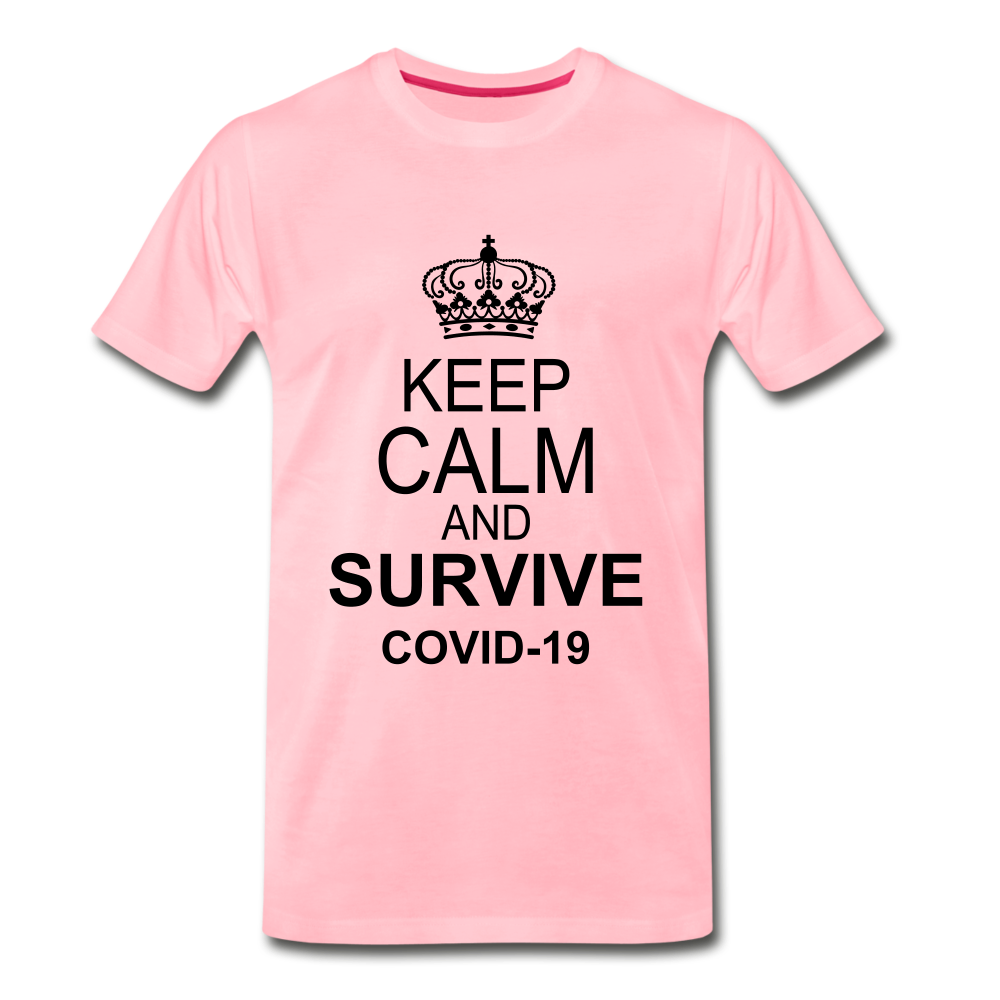 Survive Covid-19 - pink