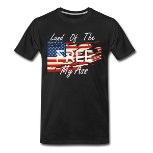 Land of the free M/A - black