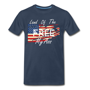 Land of the free M/A - navy