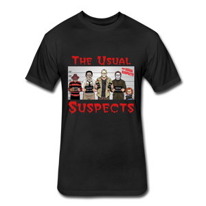 Usual Suspects - black