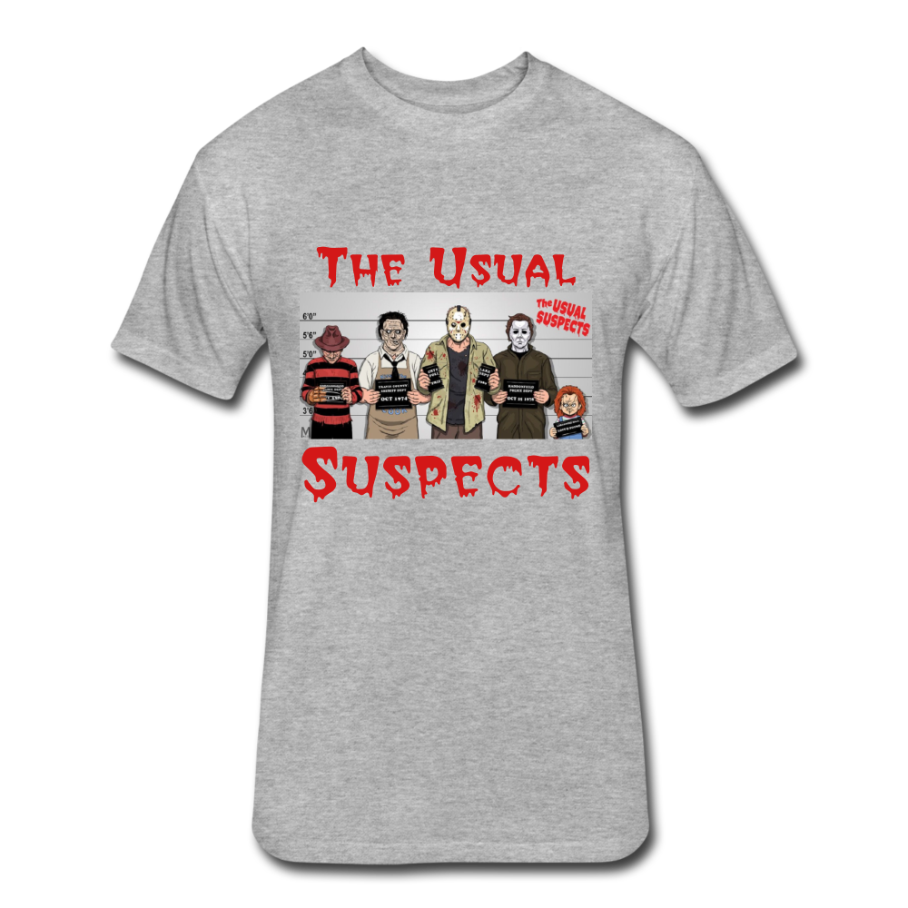 Usual Suspects - heather gray