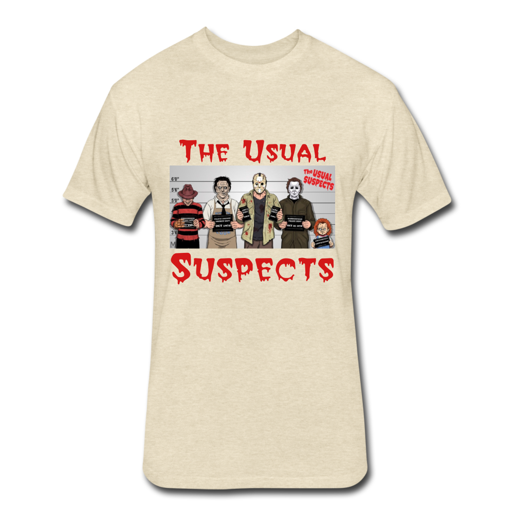 Usual Suspects - heather cream